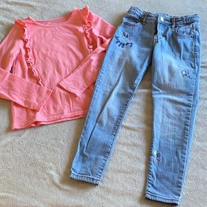 Gymboree outlet size 6/7